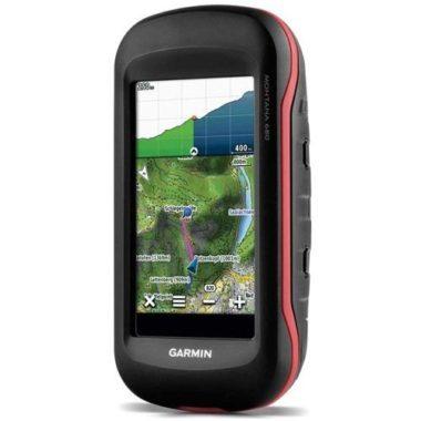 Garmin Montana 680 Touchscreen Backpacking GPS
