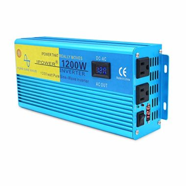 IpowerBingo Pure Sine Wave Marine Power Inverter