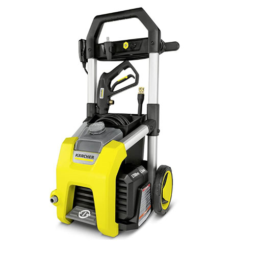 Karcher TruPressure Turbo Electric Pressure Washer