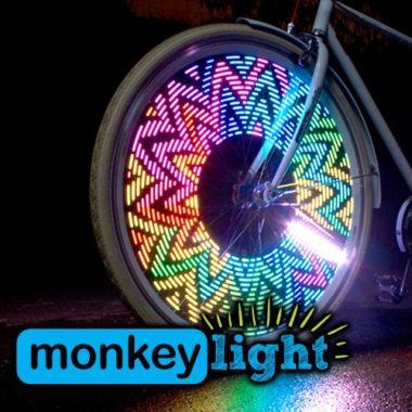 Monkey Lectric M232 Bike Wheel Lights