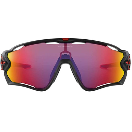 Oakley Men's Jawbreaker Shield Cycling Sunglasses