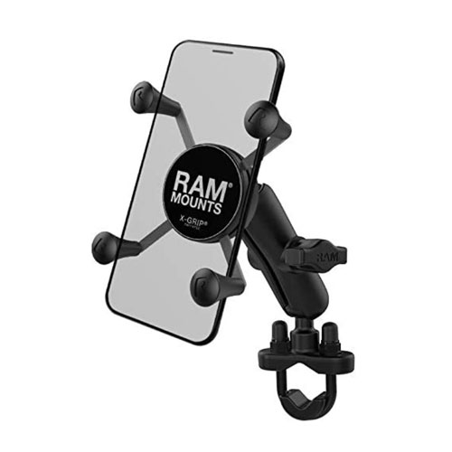 RAM X-Grip U Bolt Bike Phone Mount