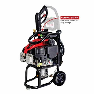 Simpson Cleaning Clean Machine Gas Powered Pressure Washer