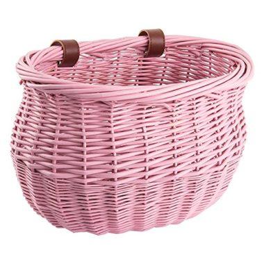 Sun Lite Willow Bike Basket