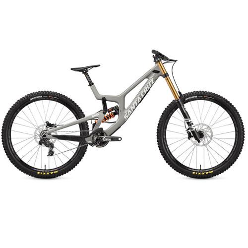 Santa Cruz Bicycles V10 Carbon 29 Downhill Mountain Bike