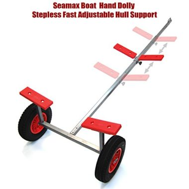 Seamax Portable Boat Launching Wheels