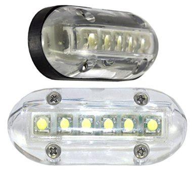 TH Marine LED-51868-DP Boat Underwater Light