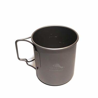 TOAKS Titanium 450ml Camping Mug