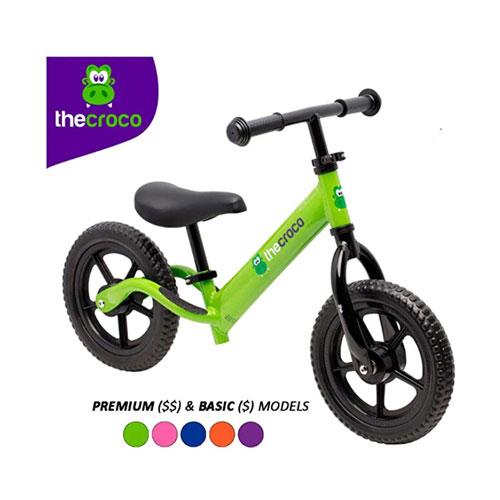 The Croco Premium Model Balance Bike