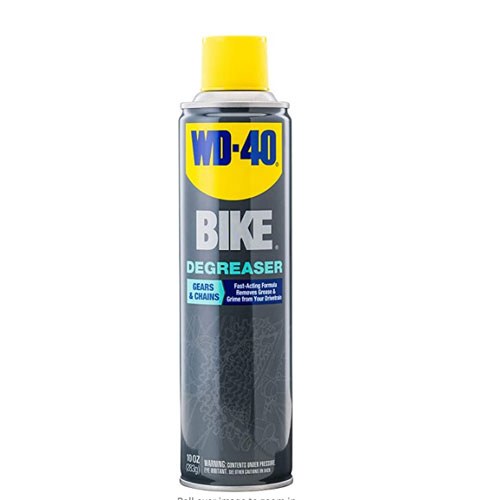 WD-40 All Conditions Bike Degreaser