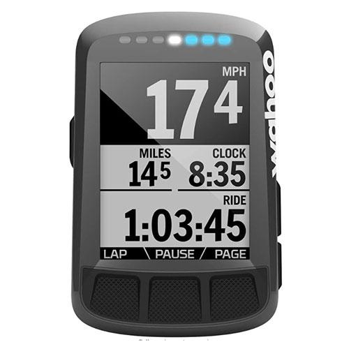 Wahoo ELEMNT Bolt GPS Computer Bike Power Meter