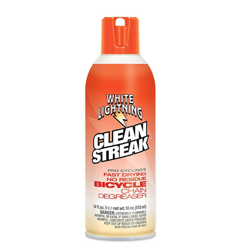 White Lightning Clean Streak Bike Degreaser