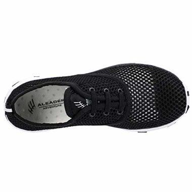 ALEADER Men's Quick Drying Aqua Shoes For Sailing