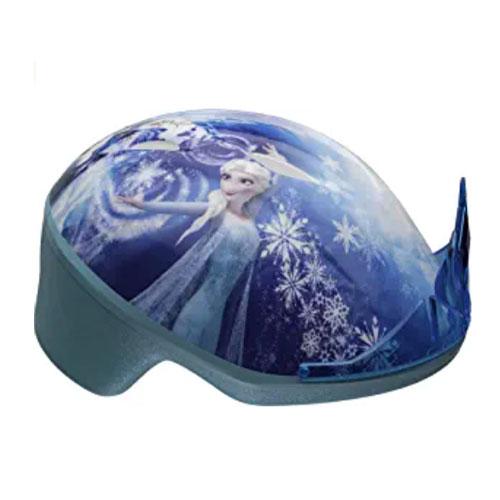 Bell Frozen Tiara Toddler Kid's Bike Helmet