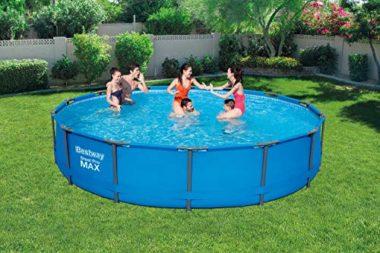 Bestway Round Steel Frame Pool