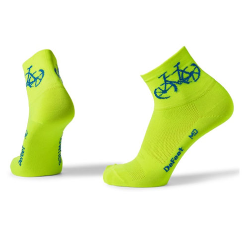 "DeFeet Aireator 3"" Cycling Socks"