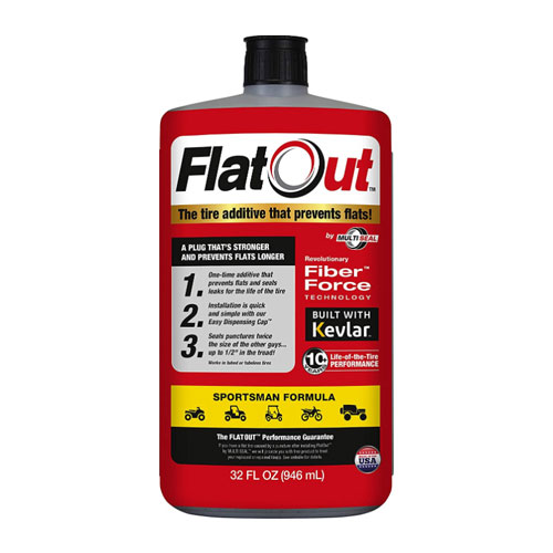 Flat Out  20130 Tire Sealant