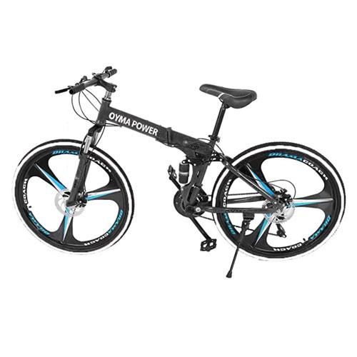 Oyma Power Folding Bike