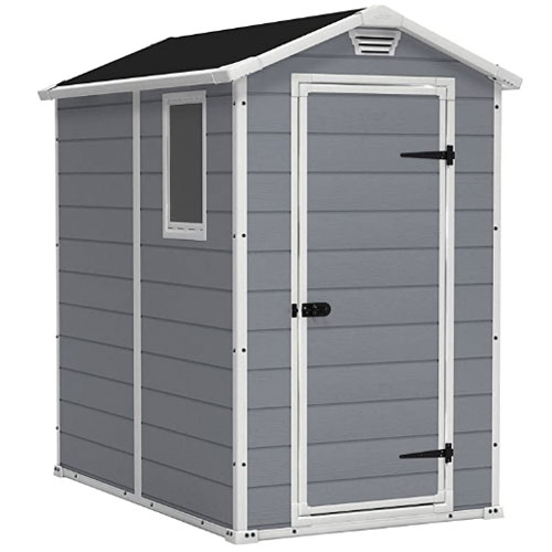 KETER Manor Resin Outdoor Bike Shed