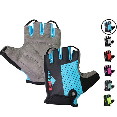 LuxoBike Summer Cycling Gloves