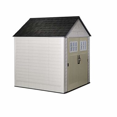 Rubbermaid Durable Weather Resistant Utility Bike Shed