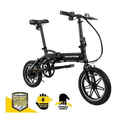 Swagtron Swagcycle EB5 Folding Bike