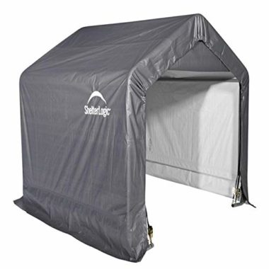 ShelterLogic All Season Waterproof Bike Shed