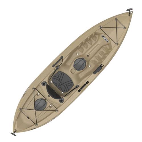 Lifetime Tamarack Angler 100 River Kayak
