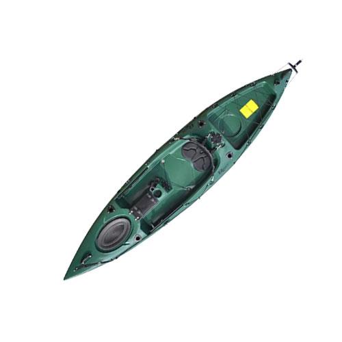 Riot Kayaks Escape Sit-On-Top Flatwater Fishing Kayak