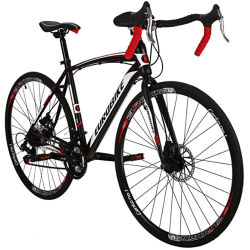 LZBike LZ-550 Steel Road Bike