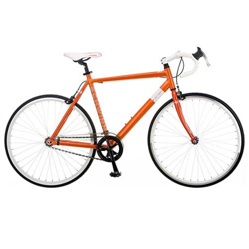 Schwinn 700C Orange Fixed Gear Bike