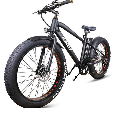 Nakto Unisex Adult Electric Bike