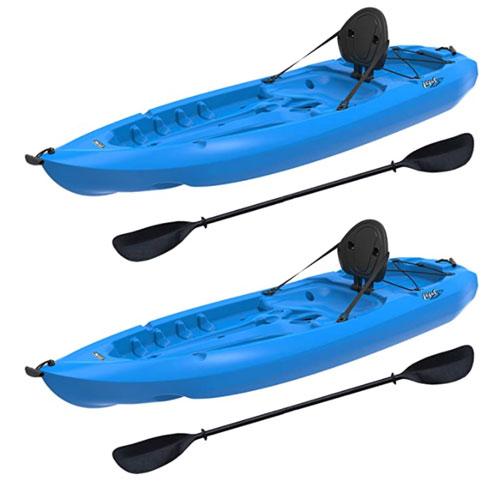 Lifetime Lotus Sit-On-Top Lake Kayak