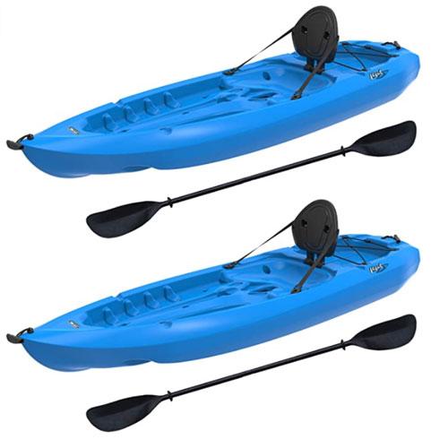 Lifetime Lotus Sit-On-Top River Kayak