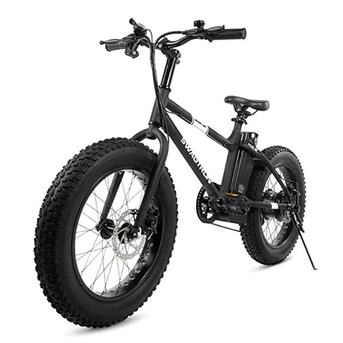 Swagtron Kid's EB-6 Electric Bike