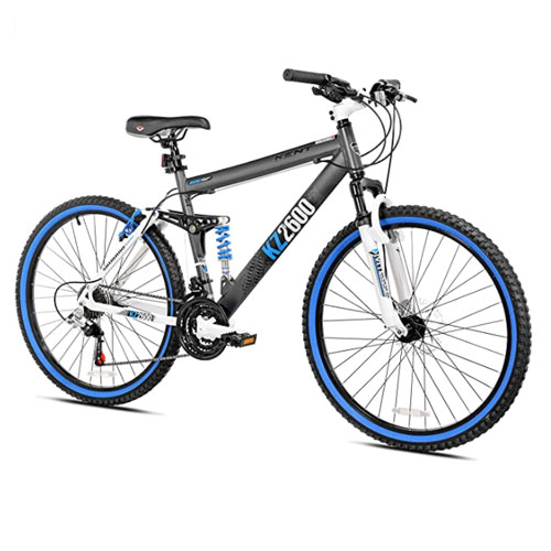 Kent Dual Suspension Mountain Bike
