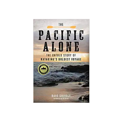 """The Pacific Alone"" By Dave Shively"
