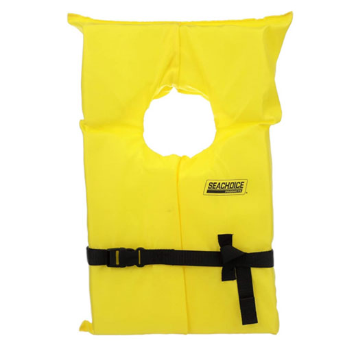 Seachoice USCG Life Jacket For Non Swimmer