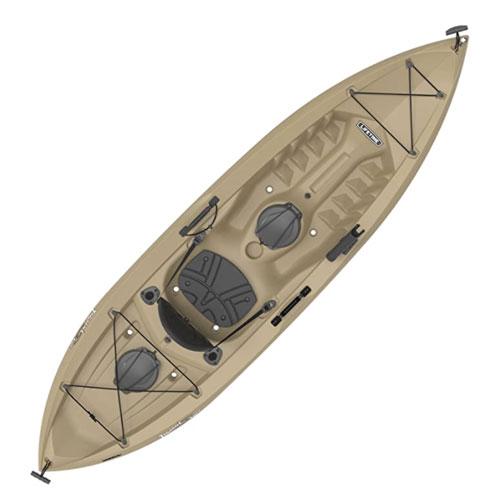Lifetime Tamarack Angler 100 Fishing Lake Kayak