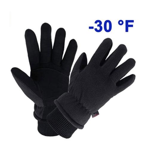 Ozero Winter Cross Country Ski Gloves
