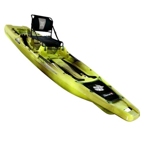 Perception Outlaw Sit-On-Top Fishing Kayak