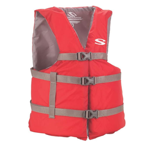 Stearns Adult Classic Series Life Jacket For Non Swimmer