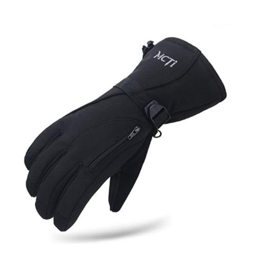 MCTi Men's Waterproof Cross Country Ski Gloves