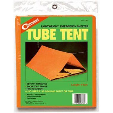 Coghlan's Tube Tent Survival Shelter