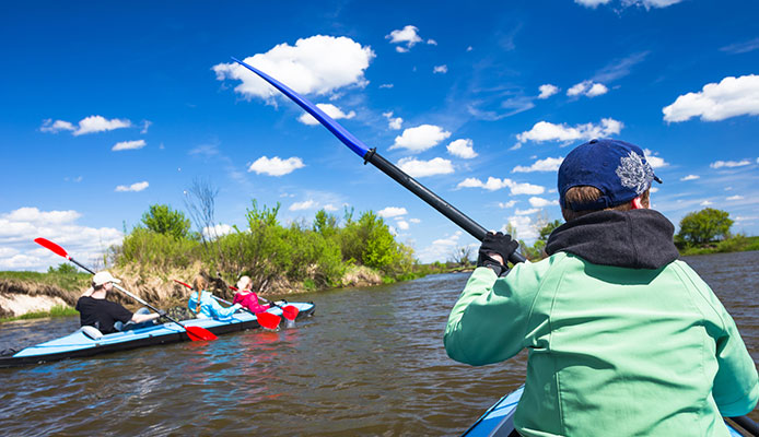 How_To_Choose_Kayak_For_Lake