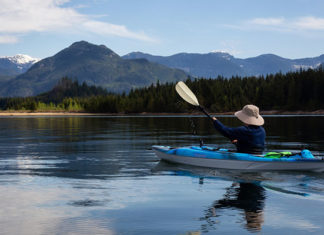 Kayak_For_Lake