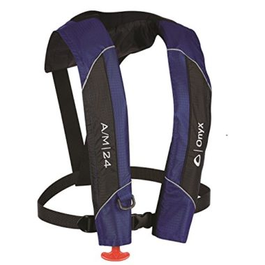 Onyx A/M-24 Automatic/Manual Inflatable Sailing Life Jacket