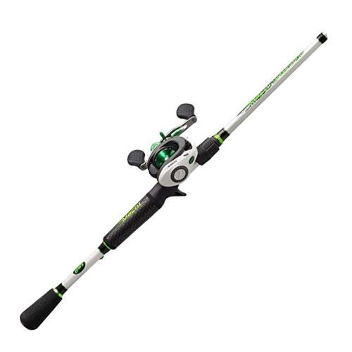 Lew's Fishing Mach 1 Speed Spool Baitcaster Combo