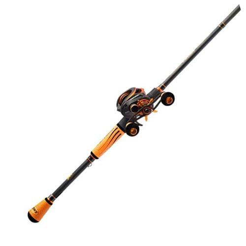 Lew's Fishing Mach Crush Speed Spool Baitcaster Combo