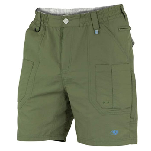 Mossy Oak XTR Men's Quick Dry Fishing Shorts